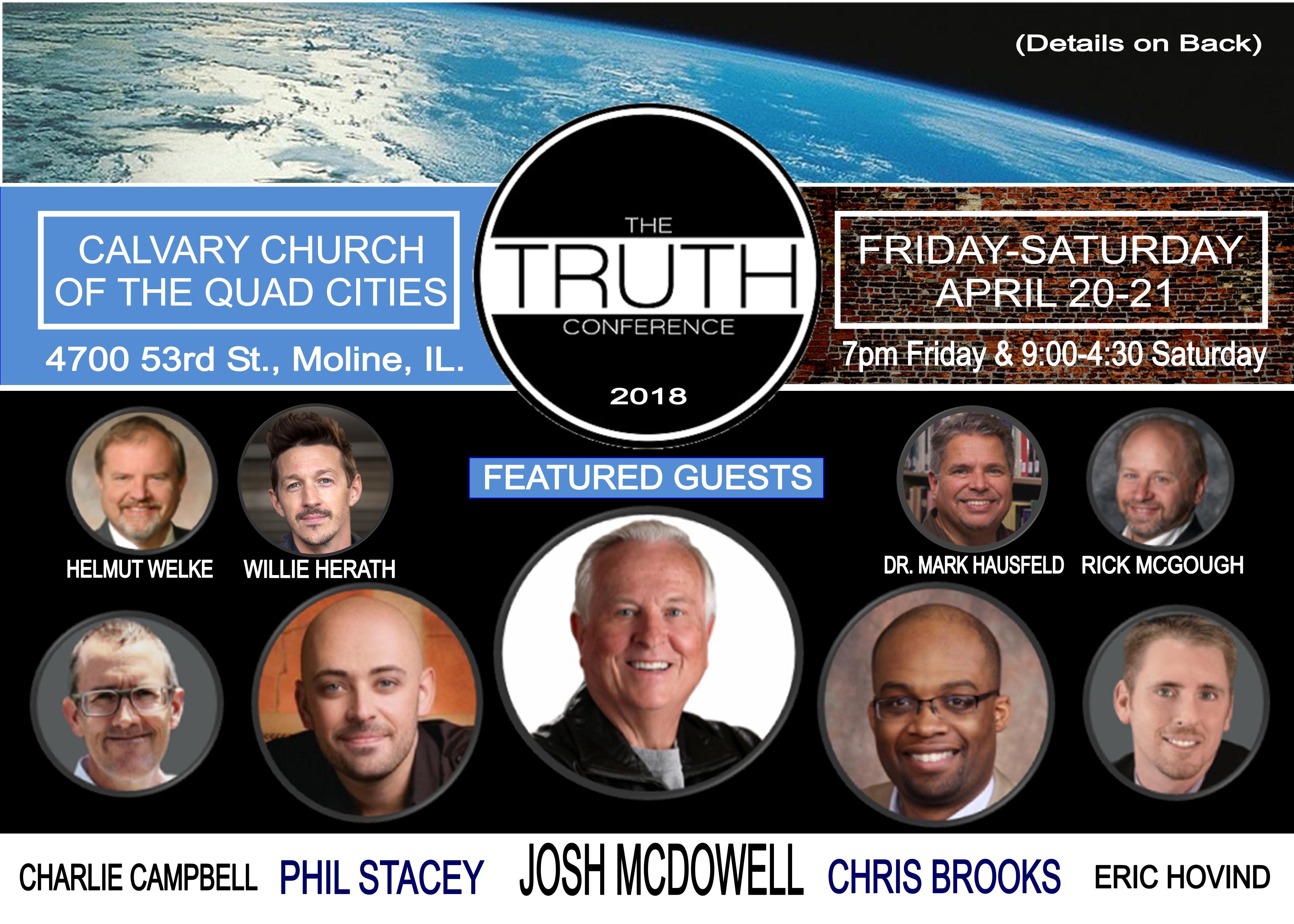 Truth Conference Slide